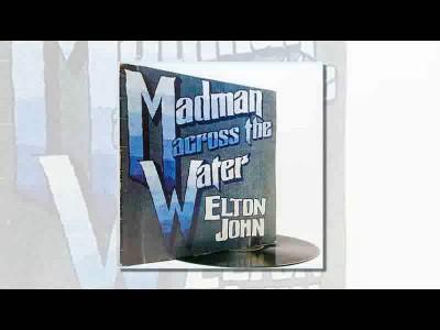 Elton John - Madman Across The Water (1971)