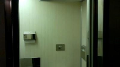 Лифт со всеми удобствами)
