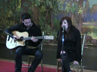 Flyleaf - Justice and Mercy (acoustic)