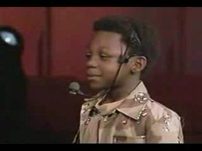 5летний рэпер Bobby Jay
