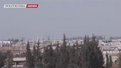 Авиация России в Сирии уничтожила 50 объектов боевиков