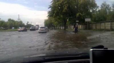После дождика в Киеве