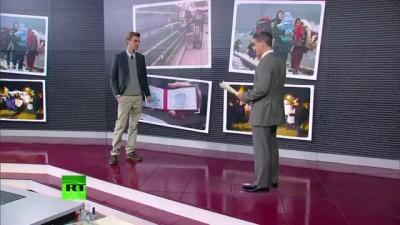 Украинские СМИ не передают реальную картину событий в Крыму