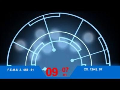 Aliens motion tracker radar