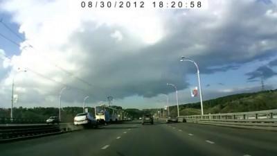Авария на кузнецком мосту