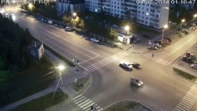 Сбит пешеход на омской