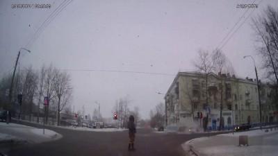 Дтп на Беломорском Первомайская