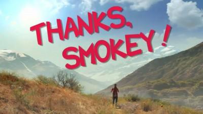 Thanks, Smokey!