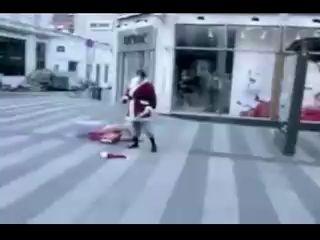 Удар Санта-Клауса