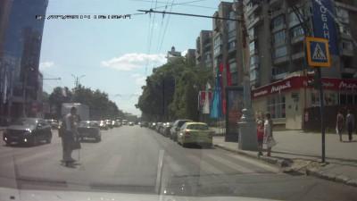 Благородный поступок в Воронеже