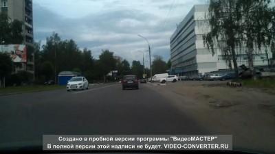Ярославская разметка