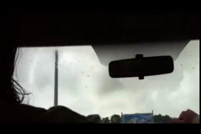 Торнадо в Марселе