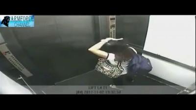 Женщина в Таиланде выпала с 4 этажа парковки .