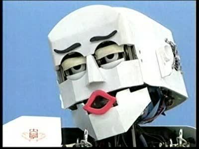 Робот обот и винты робот водит прячься ты  !