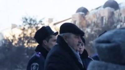 Ультрас «Днепра» опустили продажных милиционеров на всю страну