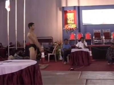 Индийская гимнастика