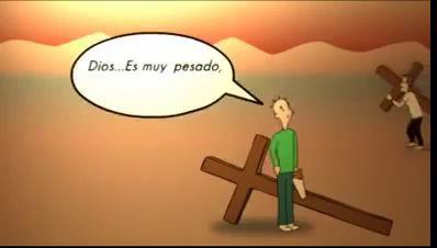 Хитрец или не делай свой крест легче!