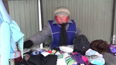 Пьяный красноярец украл на улице носки
