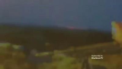 ИРАК Попадание в шахид-мобиль / IRAQ Destruction of car bomb