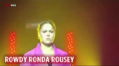 Ронда Роузи - Самая Красивая Девушка в ММА