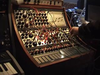 Buchla 200 Modular Synth