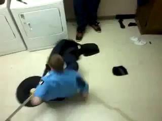 Родео на полотёре
