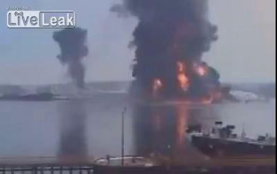 2. Взрыв в Алабаме