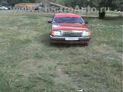 Опель Монза тест-драйв
