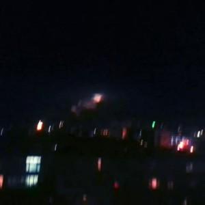 Необычное явление в небе наблюдали жители Актау