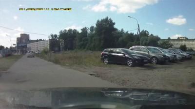 Про стрелку на светофоре... Заперли поворот