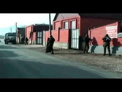Совместная операция ФСБ и МВД