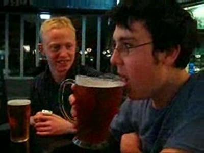 пожиратель пива