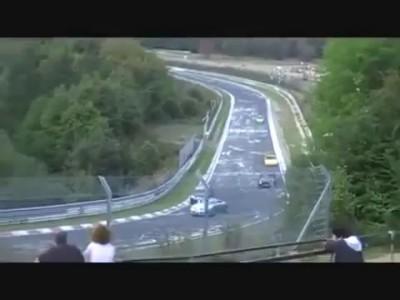 Crash Unfälle Nürburgring Nordschleife Sunday Sonntag mp4