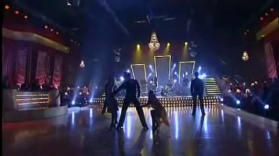 Enrique Iglesias Do You Know The Ping Pong Song Live @ Dancing with the Stars 2007