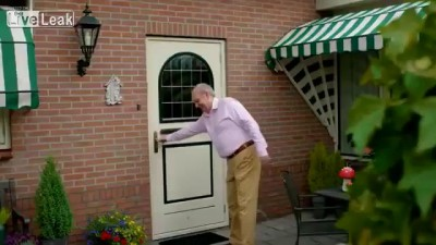 Anti-Burglary Device From Holland