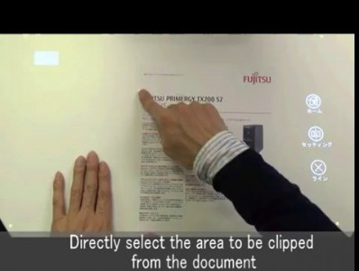 Newly developed system and example of clipping operation Fujitsu Global