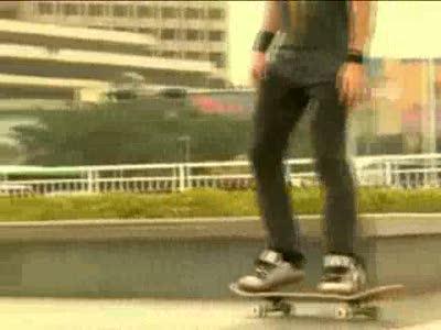 Трюки на скейтах