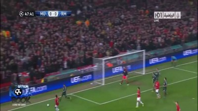 Manchester united vs real madrid 1-2 today 2013 goals & Highlights (5/3/2013) HD