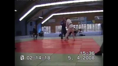 Oleg Derkach Judo Bundesliga 2008