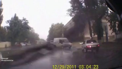 Люки на дорогах