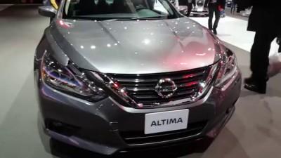 2016 Nissan Altima Übersicht #altima