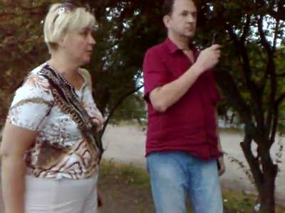 Реакция украинского депутата на инспекторов ГАИ.