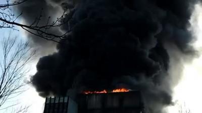пожар на ТЭС