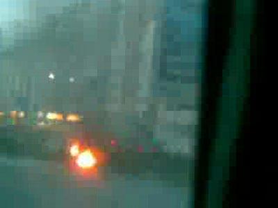 Жуткая авария ssangyong rexton в Перми