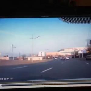 ДТП в Владивостоке 20 01 2014