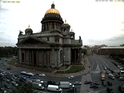 Сирена над Санкт-Петербургом