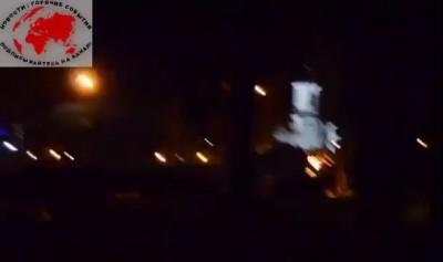 НИКОЛАЕВ ПЕРЕСТРЕЛКА Бандеровцы стреляют людей в Николаеве антимайдан