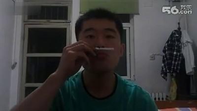 Трюк с сигаретами