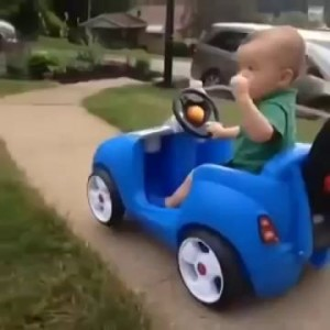 Cruising down the street in my 64! (Vine)