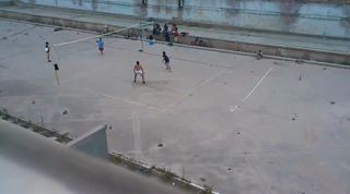 Футбо-Воллейбол